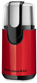 KitchenAid 4-Ounce Blade Coffee Grinder in Red