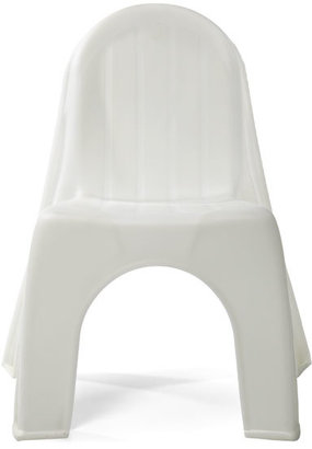 Container Store Kid's Chair Translucent