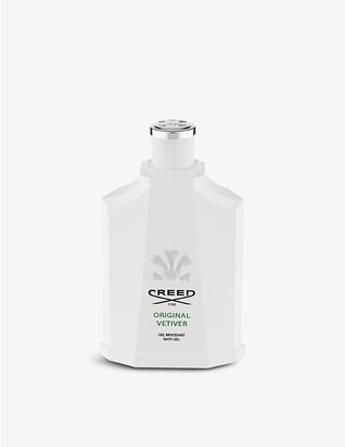 Creed Original Vetiver Body Wash, Size: 200ml