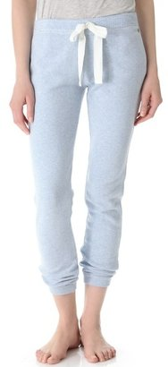 Juicy Couture Heathered Terry Sweatpants