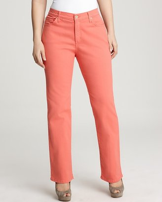 James Jeans Hunter Jeans in Coral Wash