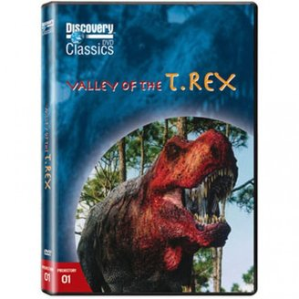 Valley of the T-Rex DVD