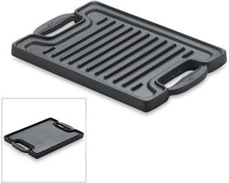 Emerilware Cast Iron Single Burner Reversible Grill/Griddle