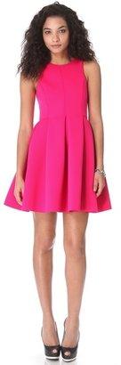 Tibi Neoprene Sleeveless Dress
