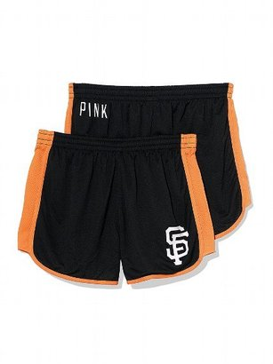 Victoria's Secret PINK San Francisco Giants Mesh Campus Short
