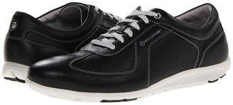 Rockport TruWALKzero II T-Toe (Black/Black) - Footwear