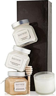 Laura Mercier Body & Bath Luxe Quartet - Almond Coconut Milk