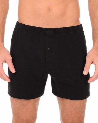 2(X)IST Pima Knit Boxers $28 thestylecure.com