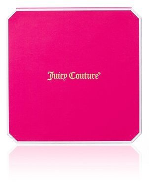 Juicy Couture Skinny Pave Stud Crossover Hinged Bangle