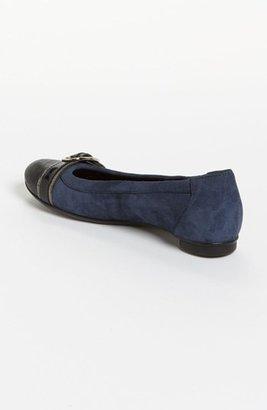 Attilio Giusti Leombruni Buckle Ballet Flat
