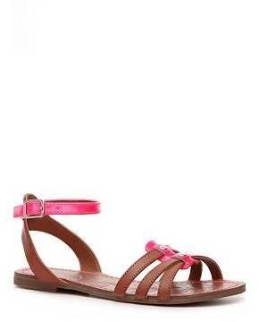 Mia Mindi Girls Toddler & Youth Ankle-Strap Sandal