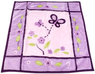 CoCalo Sugar Plum Soft and Cozy Blanket