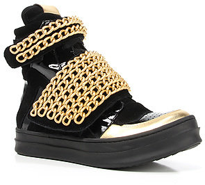 Jeffrey Campbell The Bones Chain Sneaker