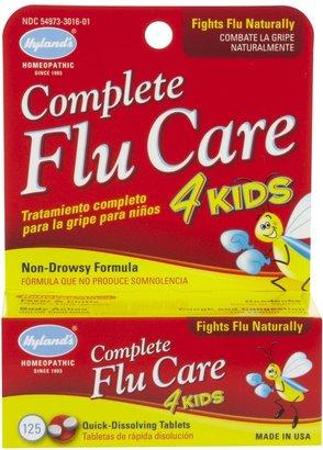 Hyland's Complete Flu Care 4 Kids - 125 Tablets