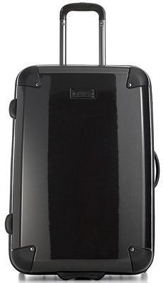 "Kenneth Cole New York 17"" Rolling Carry On Hardside Suitcase"