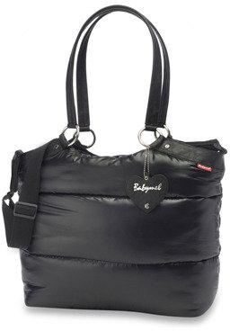 Babymel Camden Carry All - Black Puff