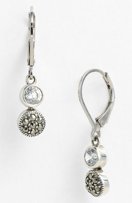 Women's Judith Jack Marcasite Earrings $65 thestylecure.com