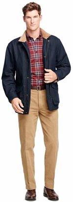Brooks Brothers and Beretta Wax Jacket