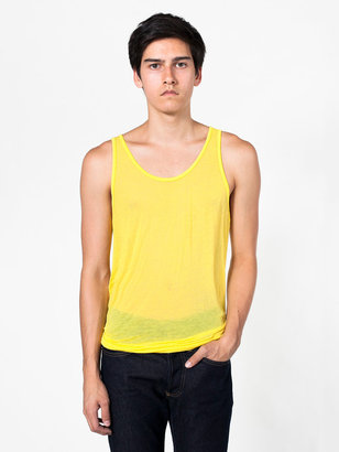 American Apparel See Thru Tank