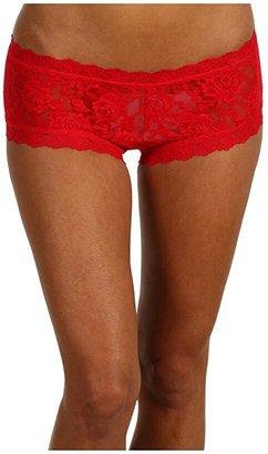 Hanky Panky Signature Lace Boyshort (Red) Women's Underwear