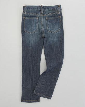 La Miniatura Straight Leg Denim Jean, Vintage Indigo