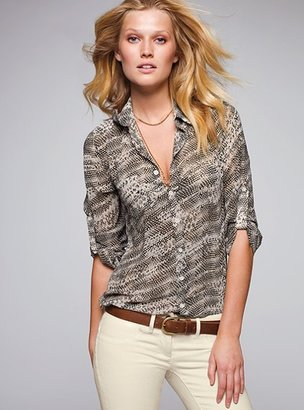 Victoria's Secret Boyfriend Shirt