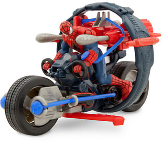Disney Spider-Man Spider Cycle Play Set