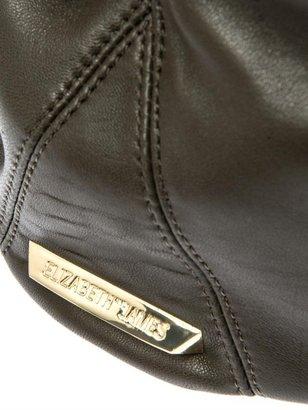 Elizabeth and James Cynnie Sling leather tassel backpack