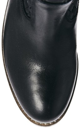 Asos CALL ME MAYBE Leather Calf High Boots