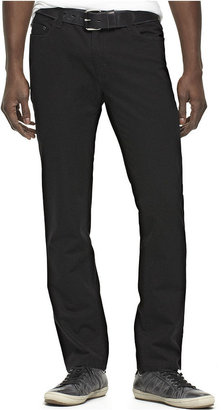 Kenneth Cole Reaction Pants, Five Pocket Textured Pants