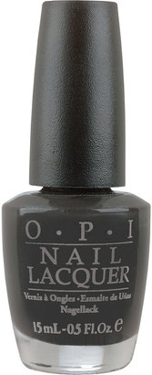 OPI PRODUCTS, INC. OPI Black Onyx Nail Polish - .5 oz. $10 thestylecure.com