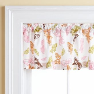 All Aflutter Butterfly Valance