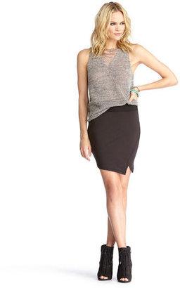Rachel Roy Crossover Skirt