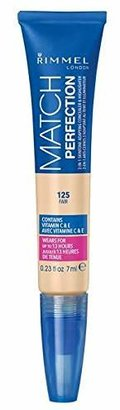 Rimmel Match Perfection 2-in-1 Concealer and Highlighter, Fair $5.99 thestylecure.com