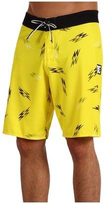 DC Flash Boardshort (Blazing Yellow) - Apparel