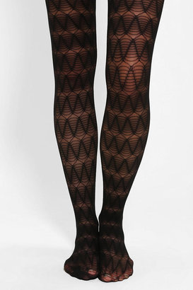 Urban Outfitters Optical Illusion Tight