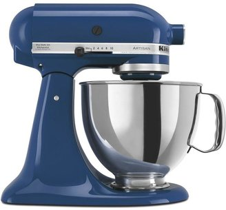 KitchenAid Artisan Series 5 Qt. Stand Mixer in Blue Willow