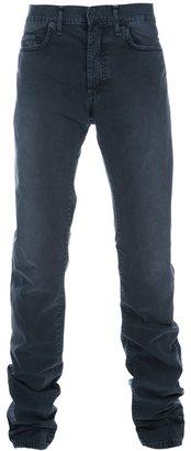 Christian Dior straight leg jeans