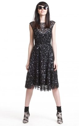 Tracy Reese Flared Frock