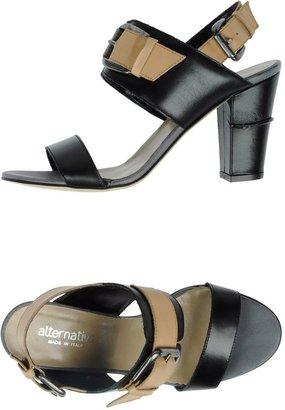 Alternativa High-heeled sandals