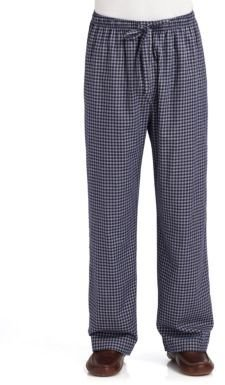 Derek Rose Flannel Lounge Pants