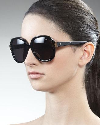 Lanvin Hardware-Detail Sunglasses