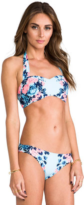 Seafolly Bella Rose Bandeau top