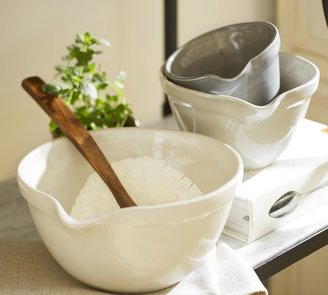 Pottery Barn Rhodes Mixing Bowls, Set of 3