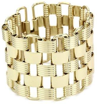 "Jules Smith Designs Alex"" Gold Link Bracelet"