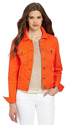 Vince Camuto TWO by Colored Jean Jacket