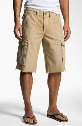 True Religion Brand Jeans 'Isaac' Cargo Shorts