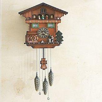 JCPenney Woodcutter Cuckoo Clock
