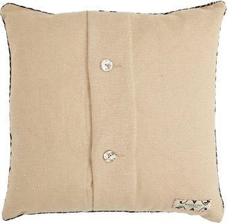 Madeline Weinrib Zig Zag Ikat Pillow