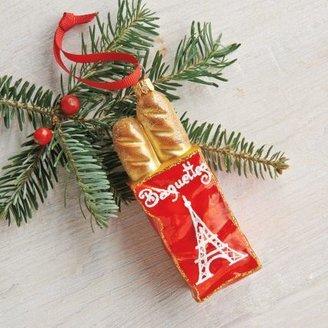 Sur La Table Baguette Ornament